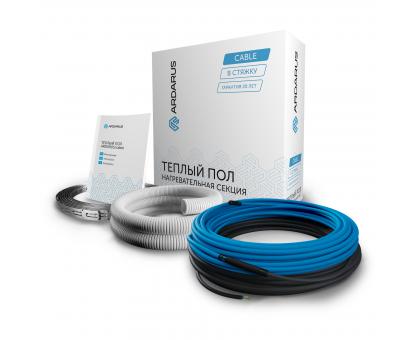 Купить Двужильный нагревательный кабель теплого пола ARDARUS-005,0-100 в Краснодаре