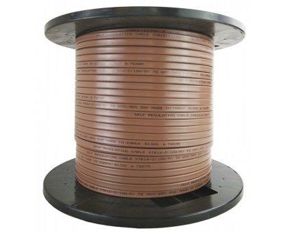 Купить Саморегулирующийся греющий кабель без экранирующей оплетки STB 30-2 (30 Вт/м) в Краснодаре
