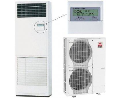 Купить Колонный кондиционер Mitsubishi Electric PSA-RP125KA/PUHZ-ZRP125VKA в Краснодаре