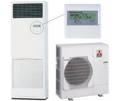 Купить Колонный кондиционер Mitsubishi Electric PSA-RP100KA/PUHZ-P100YKA в Краснодаре