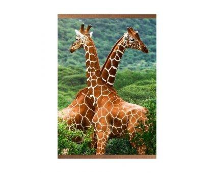 Купить Пленочный обогреватель Домашний очаг Жирафы в Краснодаре