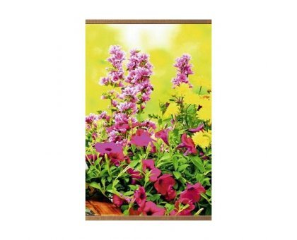 Купить Пленочный обогреватель домашний очаг цветы в Краснодаре