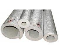 Изоляция для труб фольгированная, стенка 20мм, диаметр 43мм, 2м, Корея (40А-20Т)