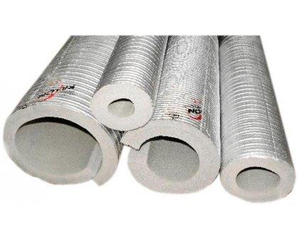 Купить Изоляция для труб фольгированная, стенка 20мм, диаметр 35мм, 2м, Корея (32А-20Т) в Краснодаре
