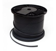 Греющий кабель саморегулирующийся для обогрева кровли и водостоков (с защитным экраном) EASTEC GR 30-2 CR, 30 Вт/пог м