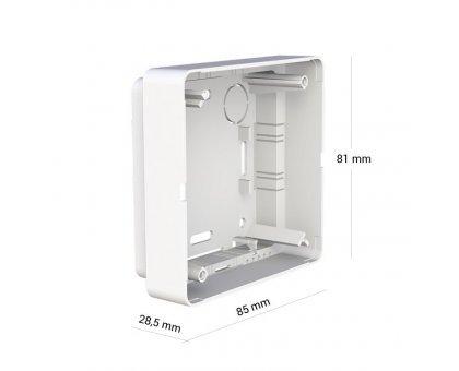 Купить Коробка для накладного монтажа встраиваемых терморегуляторов terneo в Краснодаре