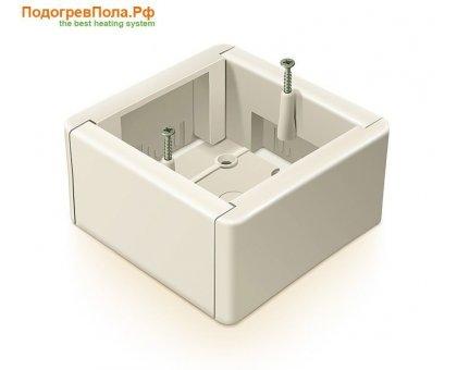 Купить Коробка для наружного монтажа терморегулятора в Краснодаре