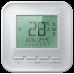 Купить Терморегулятор для теплого пола ТР 520 белый в Краснодаре