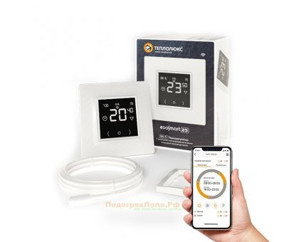Купить Терморегулятор Теплолюкс EcoSmart 25 Wi-Fi в Краснодаре