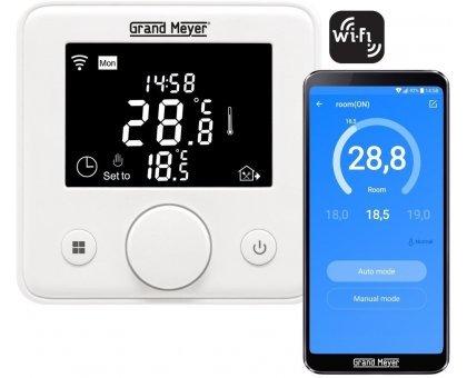 Купить Терморегулятор Grand Meyer Mondial Series W330 с функцией Wi-Fi в Краснодаре