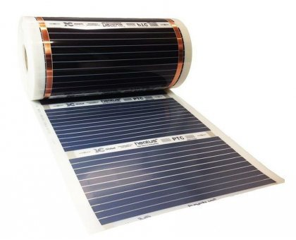 Купить Инфракрасный теплый пол Heatus Heating Film TL305 110 Вт/м 0,338 мм в Краснодаре