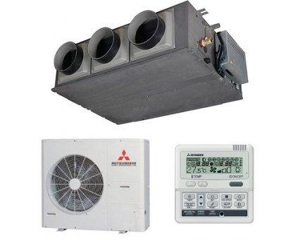 Купить Канальный кондиционер Mitsubishi Heavy FDUM60VD/SRC60ZIX-S Серия FDUM Inverter в Краснодаре
