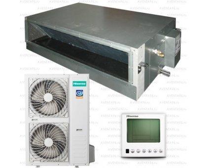 Купить Канальный кондиционер Hisense AUD-48UX4SHH/AUW-48U6SP в Краснодаре