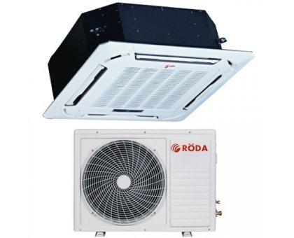 Купить Кассетный кондиционер RODA RS-CS48BB/RU-48BB3 в Краснодаре