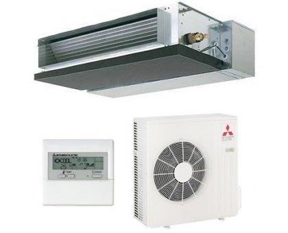 Купить Канальный кондиционер Mitsubishi Electric SEZ-KD71 VA/SUZ-KA71 VA Inverter в Краснодаре
