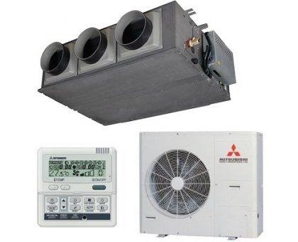 Купить Канальный кондиционер Mitsubishi Heavy FDUM71VD/FDC71VN Серия FDUM Inverter в Краснодаре