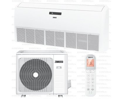 Купить Напольно-потолочный кондиционер Zanussi ZACU-36 H/ICE/FI/A18/N1 в Краснодаре