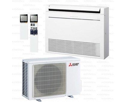 Купить Напольный кондиционер Mitsubishi Electric MFZ-KJ35VE2/MUFZ-KJ35VEHZ в Краснодаре