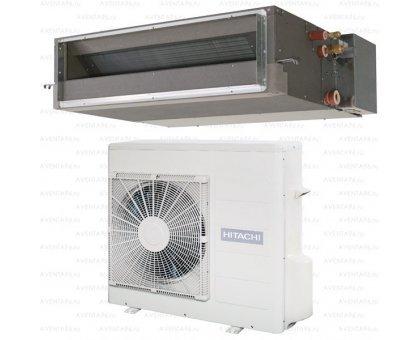 Купить Канальный кондиционер Hitachi RAD-60PPA/RAC-60DPA в Краснодаре