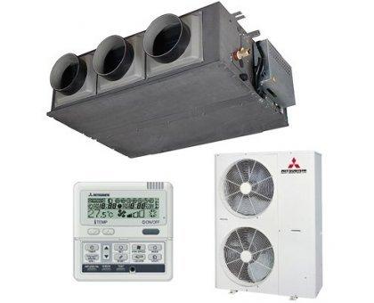 Купить Канальный кондиционер Mitsubishi Heavy FDUM140VD/FDC140VN Серия FDUM Inverter в Краснодаре