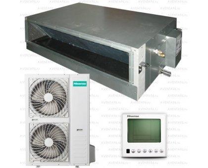 Купить Канальный кондиционер Hisense AUD-48HX4SHH/AUW-48H6SE1 в Краснодаре
