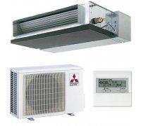 Канальный кондиционер Mitsubishi Electric SEZ-KD25 VA/MUZ-GE25 VA Inverter