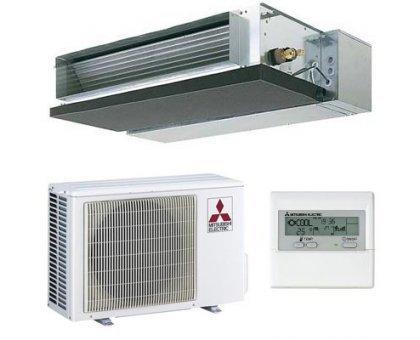 Купить Канальный кондиционер Mitsubishi Electric SEZ-KD25 VA/MUZ-GE25 VA Inverter в Краснодаре