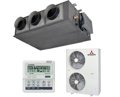 Купить Канальный кондиционер Mitsubishi Heavy FDUM125VD/FDC125VN Серия FDUM Inverter в Краснодаре