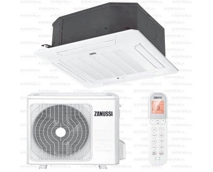 Купить Кассетный кондиционер Zanussi ZACC-12 H/ICE/FI/N1 в Краснодаре