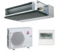 Канальный кондиционер Mitsubishi Electric SEZ-KD50 VA/SUZ-KA50 VA Inverter