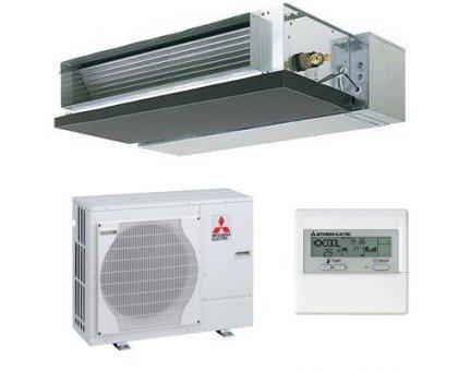 Купить Канальный кондиционер Mitsubishi Electric SEZ-KD50 VA/SUZ-KA50 VA Inverter в Краснодаре