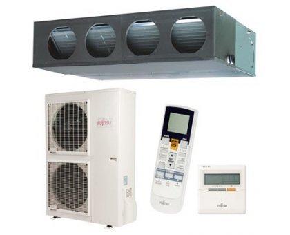 Купить Канальный кондиционер Fujitsu ARYA45L/AOYA45L Серия ARYA Inverter в Краснодаре