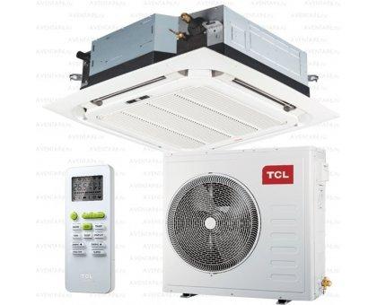 Купить Кассетный кондиционер TCL TCC-36HRA/TOU-36HSA в Краснодаре