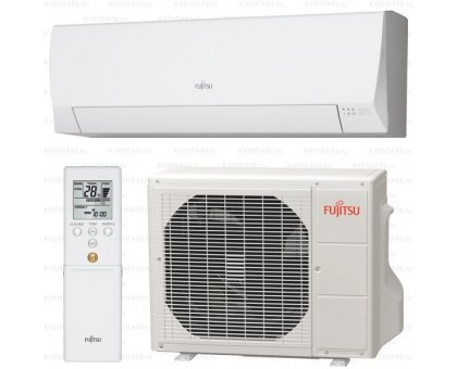 Купить Кондиционер Fujitsu ASYG12LLCE/AOYG12LLCE в Краснодаре