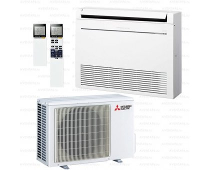 Купить Напольный кондиционер Mitsubishi Electric MFZ-KJ25VE2/MUFZ-KJ25VE в Краснодаре