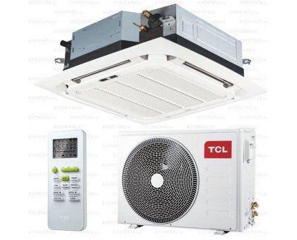 Купить Кассетный кондиционер TCL TCC-24HRA/TOU-24HNA в Краснодаре