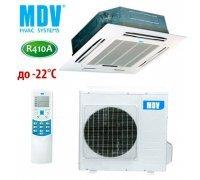 Кассетный кондиционер MDV MDCC-36HRN1/MDOU-36HN1-L