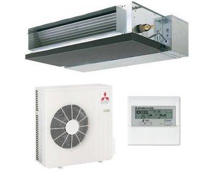 Купить Канальный кондиционер Mitsubishi Electric SEZ-KD60 VA/SUZ-KA60 VA Inverter в Краснодаре