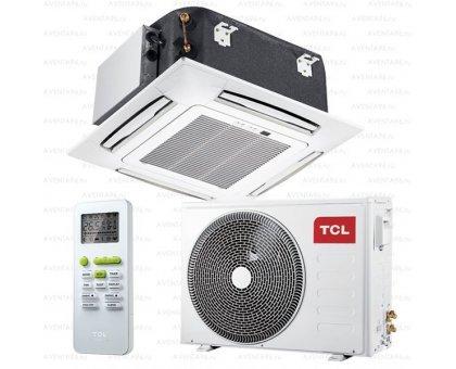 Купить Кассетный кондиционер TCL TQC-12HRA/TOU-12HNA в Краснодаре