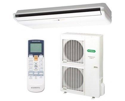 Купить Напольно-потолочный кондиционер GENERAL ABHA 54L (3 фазы) Серия ABHA-L Inverter в Краснодаре