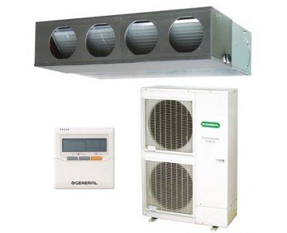 Купить Канальный кондиционер GENERAL ARHA45L Серия ARHA-L Inverter в Краснодаре