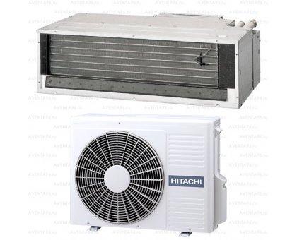 Купить Канальный кондиционер Hitachi RAD-25RPA/RAC-25NPA в Краснодаре