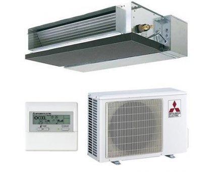 Купить Канальный кондиционер Mitsubishi Electric SEZ-KD35 VA/MUZ-GE35 VA Inverter в Краснодаре