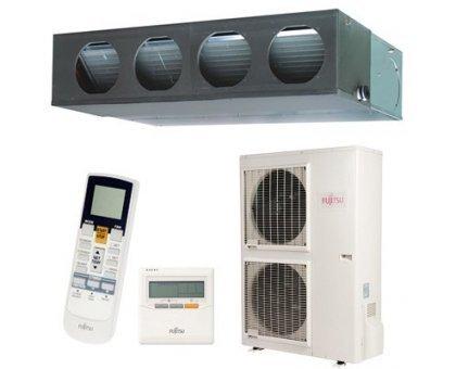 Купить Канальный кондиционер Fujitsu ARYA36L/AOYA36L Серия ARYA Inverter в Краснодаре