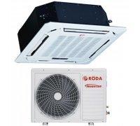 Кассетный кондиционер RODA RS-CSL36BB/RU-L36BB3