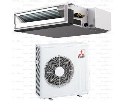 Купить Канальный кондиционер Mitsubishi Electric SEZ-KD50VAQ/SUZ-KA50VA в Краснодаре