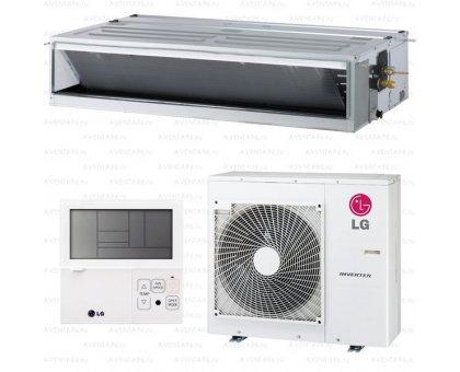 Купить Канальный кондиционер LG UM36WC.N21R0/UU36WC.U41R0 в Краснодаре