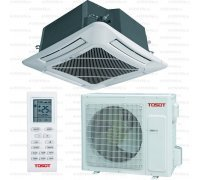 Кассетный кондиционер Tosot T30H-LC2/I/TC04P-LC/T30H-LU2/O