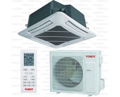 Купить Кассетный кондиционер Tosot T30H-LC2/I/TC04P-LC/T30H-LU2/O в Краснодаре