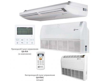 Купить Напольно-потолочный кондиционер QuattroClima QV-I48FC/QN-I48UC в Краснодаре